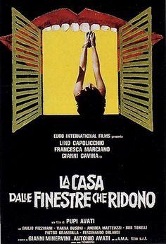 1000 images about giallo on pinterest dario argento - Casa finestre che ridono ...