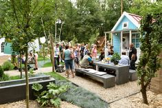 The largest open air gardening event in Benelux, Bloem & Tuin (Flowers and Garden) has been bringing gardening enthusiasts to Nuenen for almost 25 years.