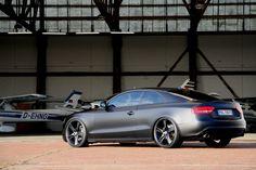 nice :D love matte cars, especially audis <3