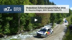 Video Test Shakedown Schneebergland Rallye 2016 Raimund Baumschlager mit BRR-Team #gravel #schotterspektakel #video #rally #motorsport #baumschlager #skodafabiar5 Vw Polo R Wrc, Motorsport, Skoda Fabia, Rally, Videos, Action, Snow, Vehicles, Group Action