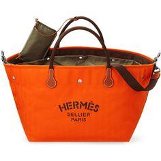 Fourre-tout du Cavalier Bag ($2,475) ❤ liked on Polyvore