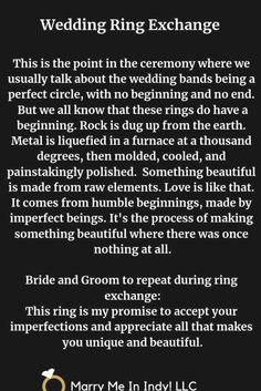 Wedding Ceremony Ideas, Non Religious Wedding Ceremony, Wedding Vows Examples, Wedding Readings, Cute Wedding Ideas, Modern Wedding Vows, Wedding Ceremony Outline, Wedding Renewal Vows, Unity Ceremony