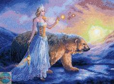 Aurora the goddess of the dawn