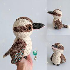 Ravelry: Lou Lou Kookaburra pattern by Belle & Grace Handmade Crochet