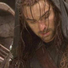Kili from The Hobbit