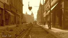 santiago_1925_calle Estado
