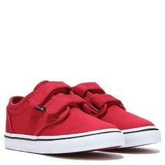 Vans Atwood V Sneaker Toddler Chili Pepper