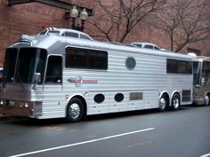 Neil Young tour bus - Zuma