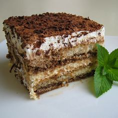 The best tiramisu ever… and it's easy to make too.