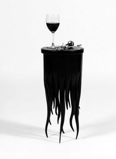 I found 'Gothic Table' on Wish, check it out!