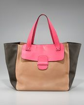 Marc Jacobs Colorblock Tote