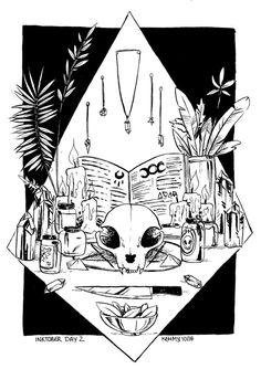 Amazing Pen and Ink Cross Hatching Masters Edition Ideas. Incredible Pen and Ink Cross Hatching Masters Edition Ideas. Kunst Inspo, Art Inspo, Ink Illustrations, Illustration Art, Witch Drawing, Witch Art, Witch Aesthetic, Ink Drawings, Book Of Shadows