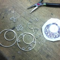 We had a great time this weekend at our Filigree workshop. It was so much fun and the students created some really amazing work. Check out some of our upcoming Weekend Workshops, including Flush Se…