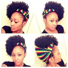 Great HeadWrap band. #curlyaccesories