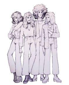 Read Brian May from the story Queen by Izzyneu (Isabella neu) with 11 reads. Queen Brian May, Queen Drawing, Classic Rock And Roll, 70s Aesthetic, Queen Photos, Queen Art, Queen Freddie Mercury, John Deacon, Killer Queen