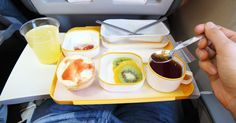 Bring on the Bloody Mary! Why your food tastes different on a plane