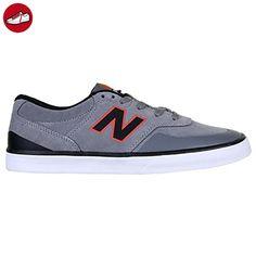 New Balance Numeric , Herren Sneaker Grau Grau / Schwarz (*Partner-Link)
