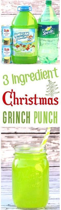 This festive Green Punch Recipe is perfect for your upcoming parties! Easy and so delicious! No party is complete without a fabulous punch, right? This easy Green Punch Recipe is perfect for just about any occasion… serve it on Christmas as a festive Grinch Punch, serve it on Saint Patrick's Day as a Green Drink, …
