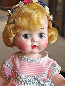 Hard Plastic Little Miss Addie fro BAYBERRY'S ANTIQUE DOLLS on Doll Shops United http://www.dollshopsunited.com/stores/bayberrys/items/1294493/Hard-Plastic-Little-Miss-Addie