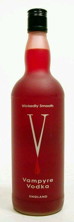 Vampire Vodka