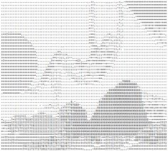 ascii arts (you will forget, you will remember) Ascii Art, Busan, Typography, Type, Illustration, Design, Letterpress, Letterpress Printing