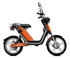 e-MO+ Compact Scooter