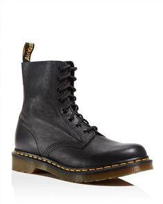 135.00$  Watch here - http://viara.justgood.pw/vig/item.php?t=3xg5uvi4828 - Dr. Martens Pascal Leather Combat Booties 135.00$