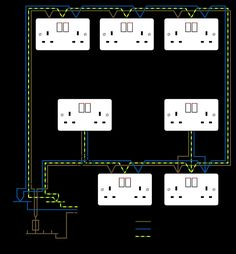 House Wiring Circuit Diagram | Images Of House Wiring Circuit Diagram Wire Diagram Images