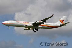 Surinam Airlines A340-300 PZ-TCP arriving Runway 18R at AMS.     Viettel IDC tại địa chỉ Tòa nhà CIT, Ngõ 15 Duy Tân - Cầu Giấy - Hà Nội: