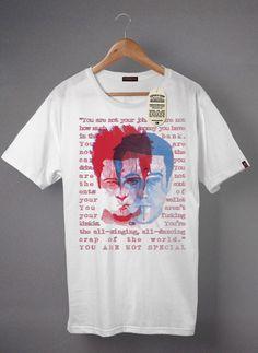 Camiseta masculina Fight Club