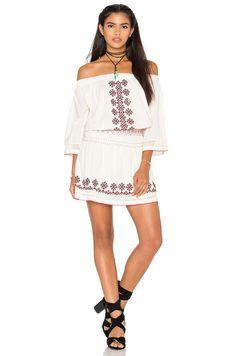 Tularosa Marietta Dress in Ivory   REVOLVE