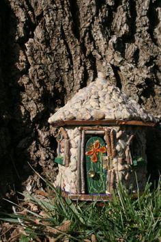 Fairy House Tree Door