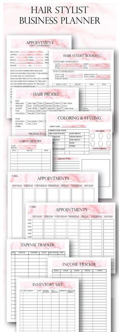 jcp salon (located inside JCPenney) service menu Business - hair salon sign in sheet