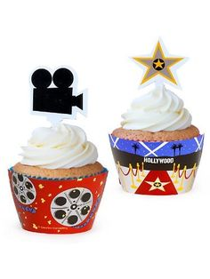 Reel Hollywood Cupcake Wrap and Topper by Creative Party, http://www.amazon.co.uk/dp/B00BD8UOAO/ref=cm_sw_r_pi_dp_qIDlsb0GVZX06