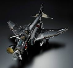SEPECAT Jaguar F4 Phantom Jet Fighter
