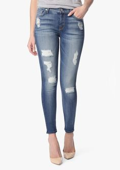 7 For All Mankind 25 Skinny Jeans. Free shipping and guaranteed authenticity on 7 For All Mankind Skinny JeansCurrent collection authentic 7 For All Mankind wom...