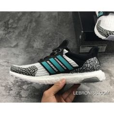 8245af798 Adidas Ultra Boost 3.0 Black White Cement-Green N A Nxqvwdx Top Deals
