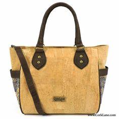 83113a9b2 Satchel bag surface - shop for vegan cork bags by CorkLane Satchel Bag, Cork ,