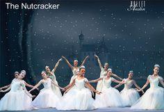 Austin Royal Ballet - The Nutcracker Suite - Snowflake Flower Angels
