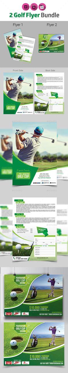 Golf Play Wall Calendar A  V  Golf Calendar Design And