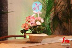 O aniversário de 1 ano da Nina, filha da talentosa confeiteira Lis Fonseca, teve como tema escolhido a Festa Junina....