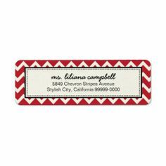 >>>Are you looking for          Trendy Chevron Pattern Avery Return Address Label           Trendy Chevron Pattern Avery Return Address Label in each seller & make purchase online for cheap. Choose the best price and best promotion as you thing Secure Checkout you can trust Buy bestThis Deals ...Cleck Hot Deals >>> http://www.zazzle.com/trendy_chevron_pattern_avery_return_address_label-106145234480145231?rf=238627982471231924&zbar=1&tc=terrest