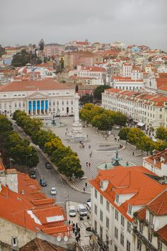 Travel to Lisbon * by Hello Twiggs