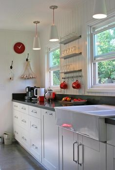 """After"" Photo in Modern Kitchen Renovation, Remodelista"