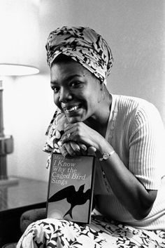 Fly With Me: A 6-foot-tall multi-talented presence, Dr. Angelou was hired as Hollywood's first Black woman movie director in 1971 when she directed the film adaptation of her 1969 autobiography, I Know Why The Caged Bird Sings.