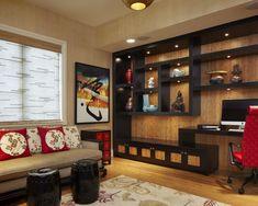 Kinda different but I think I like it... Home Office Design, Pictures, Remodel, Decor and Ideas - page 6