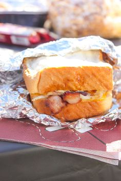 Easy tailgating breakfast recipes