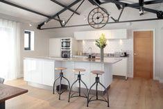 14 ideas para renovar las paredes de tu cocina (sin construir, ni gastar mucho) (de Bárbara Barrera)