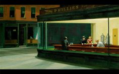 Edward Hopper  http://johnpirilloauthor.blogspot.com/