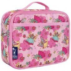 Kids Lunch Box & Bags: Fairies Lunch Box